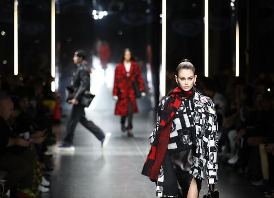 'Made in Italy' fashion houses looking to November's CIIE