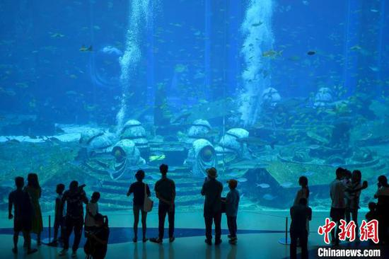 China sees 425 mln domestic tourist visits in first half of