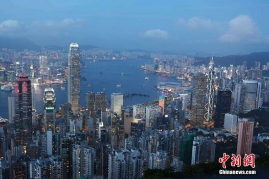 Hong Kong's financial system remains stable amid challenges